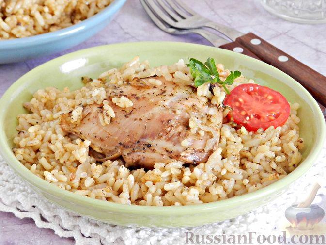 Путан с оксана бедрышки куриные рисом