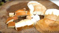 Фото приготовления рецепта: Ароматный суп из белых грибов - шаг №5
