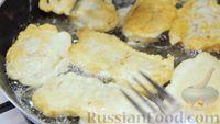 Фото приготовления рецепта: Сочная рыба в кляре - шаг №5