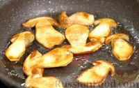 Фото приготовления рецепта: Белые грибы в сливках - шаг №5