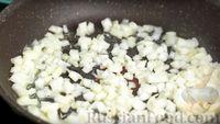 Фото приготовления рецепта: Белые грибы в сливках - шаг №4