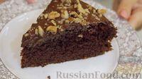 Фото приготовления рецепта: Шоколадный торт - шаг №8