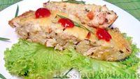 Фото к рецепту: Запеканка из макарон с курицей и сыром