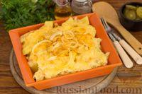 Фото к рецепту: Запеканка из картофеля и макарон