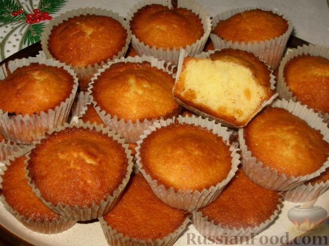 Вкусные маффины рецепты пошагово