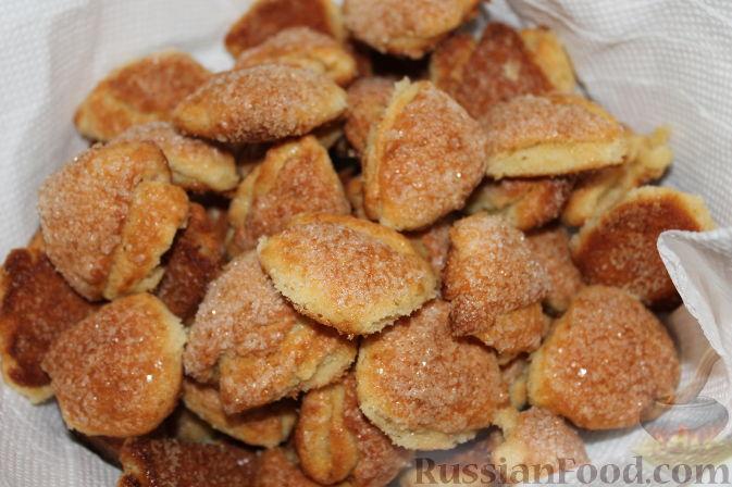 Как испечь творожные печенья