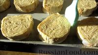 Рулетики из лаваша с картофелем в мультипекаре - рецепт пошаговый с фото