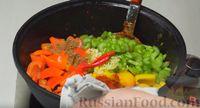 Фото приготовления рецепта: Лагман из говядины - шаг №14