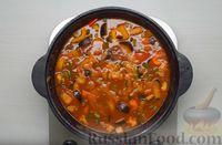 Фото приготовления рецепта: Лагман из говядины - шаг №15