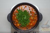 Фото приготовления рецепта: Лагман из говядины - шаг №17