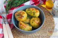 """Фото к рецепту: Запечённый картофель """"Отмороженный"""""""