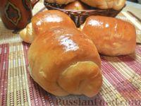 Фото к рецепту: Японские молочные булочки