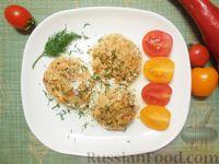 Фото к рецепту: Куриные тефтели в сливочном соусе