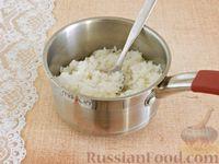 Фото приготовления рецепта: Тефтели, запечённые под грибным соусом - шаг №5