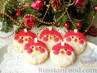 Фото к рецепту: Бисквитное печенье