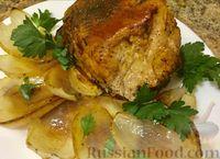 Фото к рецепту: Жаркое из свинины