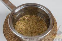 Фото приготовления рецепта: Чечевица с шампиньонами - шаг №2