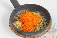 Фото приготовления рецепта: Чечевица с шампиньонами - шаг №5