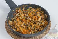 Фото приготовления рецепта: Чечевица с шампиньонами - шаг №7
