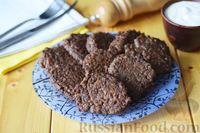 Фото к рецепту: Гречаники с печенью