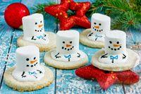Фото к рецепту: Новогоднее печенье
