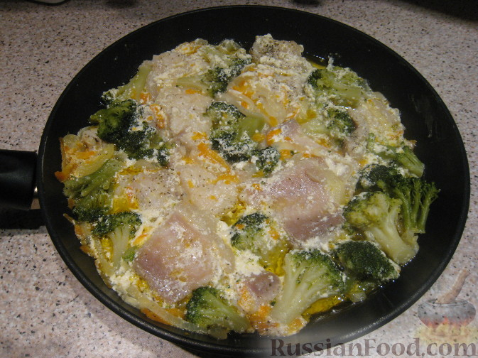Пангасиус как приготовить вкусно