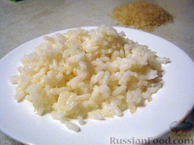 рис отварной и приправы рецепт