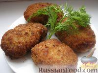 Рецепт украинские котлеты #7