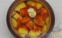 Фото приготовления рецепта: Жаркое в горшочках - шаг №11