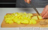 Фото приготовления рецепта: Жаркое в горшочках - шаг №3