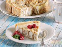 Фото к рецепту: Блинный пирог