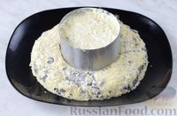 """Салат """"Шляпка""""с курицей, грибами и сыром: самое любимое лакомство гурманов"""