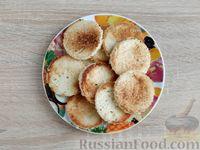 Фото приготовления рецепта: Канапе с сельдью и томатным маслом - шаг №3