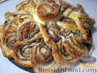 Фото к рецепту: Кружевной пирог с маком