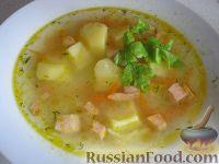 рецепт быстрого супа из колбасы