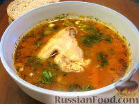 Фото приготовления рецепта: Суп «Харчо» - шаг №16