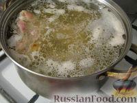 Фото приготовления рецепта: Суп «Харчо» - шаг №5
