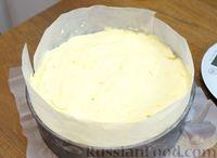 """Фото приготовления рецепта: Насыпной яблочный пирог """"Три стакана"""" - шаг №11"""