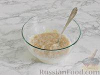 Фото приготовления рецепта: Куриные блины с грибным соусом - шаг №6
