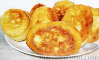 Фото к рецепту: Пирожки с картошкой