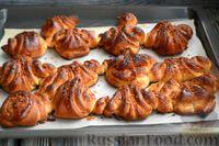 Фото к рецепту: Корвапуусти - финские булочки с корицей
