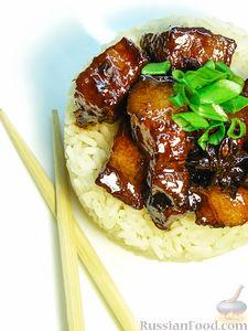 Рецепт Красная свинина - Хуншао