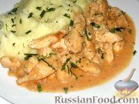 Рецепты блюд из филе куриного