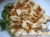 Рецепт тесто для галушек