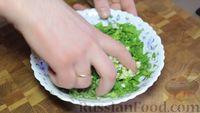 Фото приготовления рецепта: Азу по-татарски, с солёными огурцами - шаг №10