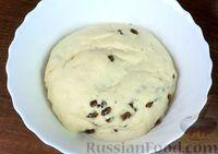 Фото приготовления рецепта: Творожный пасхальный кулич - шаг №9