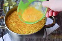 "Фото приготовления рецепта: Суп ""Затируха"" с курицей - шаг №17"