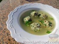 Фото к рецепту: Галушки из маринованных грибов