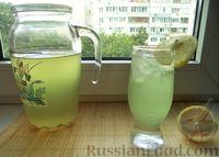 Фото к рецепту: Лимонад классический