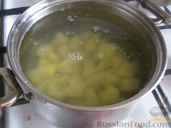 как приготовить грибной суп попрастому